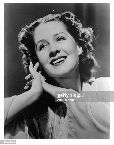 Norma Shearer in publicity portrait Circa 1930