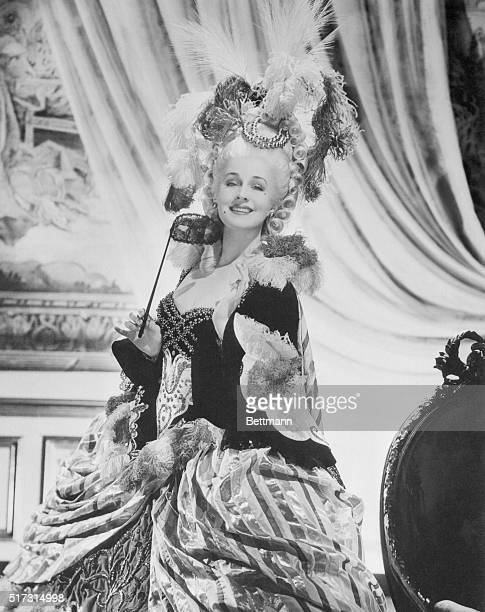 Norma Shearer resumes her career in the role of illstarred Marie Antoinette in the film of that name soon to be released by MetroGoldwynMeyer Miss...