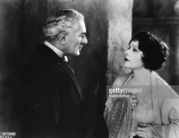 Norma Talmadge stars in the silent film version of 'Camille' adapted from Alexandre Dumas' immortal love story and directed by Fred Niblo for First...