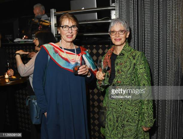 Norma Vela and De Laduke attend the 71st Annual Writers Guild Awards New York ceremony at Edison Ballroom on February 17 2019 in New York City