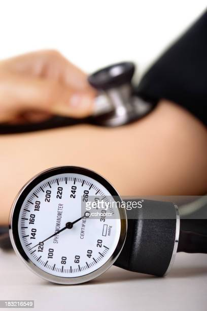 Normal Blood pressure reading