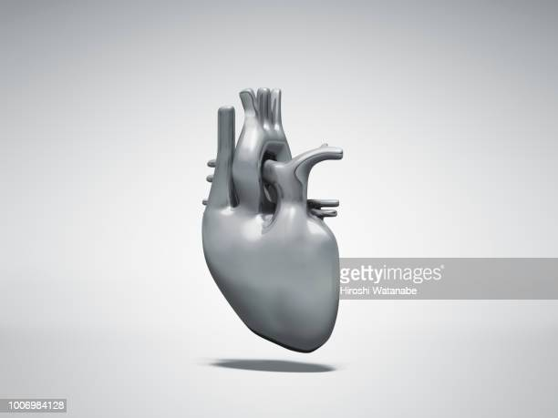 Normal metal heart