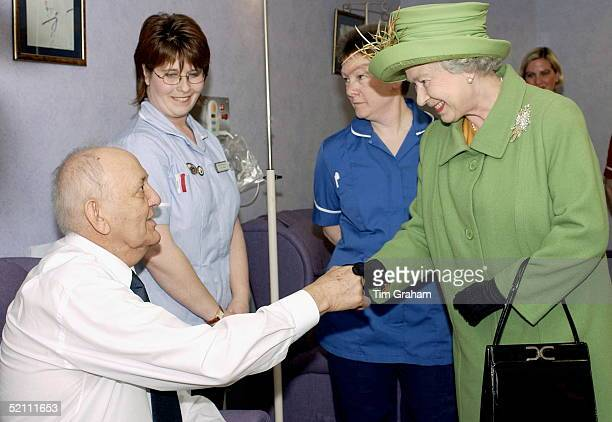 Normally Queen Elizabeth Ll Spends The Anniversary Of Her Father's Death Quietly But This Year, As It Is Also The 50th Anniversary Of Her Accession...
