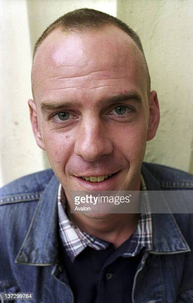 Norman Cook photographed in The Lanes Brighton
