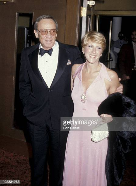Norman Fell and date during 6th Annual People's Choice Awards at Hollywood Palladium in Hollywood California United States