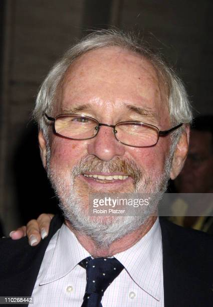 "Norman Jewison during Opening Night of the 43rd Annual New York Film Festival - ""Good Night, and Good Luck."" Premiere - Arrivals at Avery Fisher Hall..."