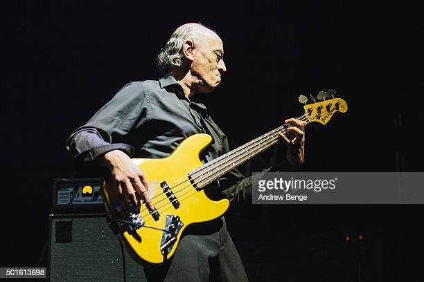 Norman Joseph WattRoy performs on stage at The O2 Arena on December 13 2015 in London England