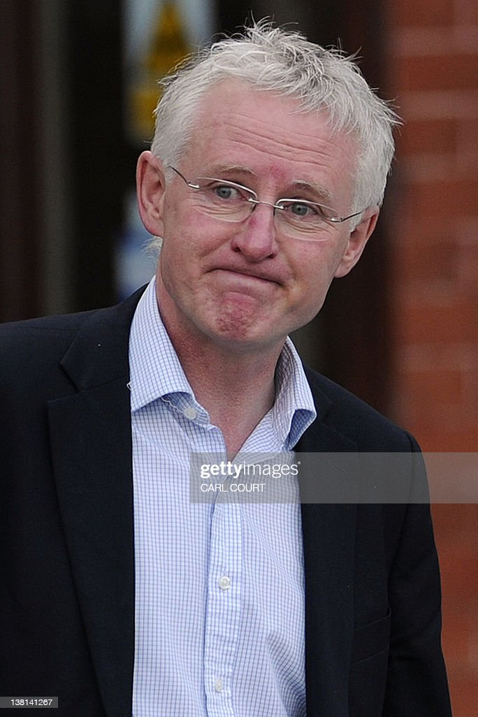 Norman Lamb, parliamentary aide to Briti : News Photo
