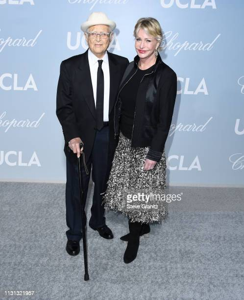 Norman Lear arrives at the Hollywood For Science Gala at Private Residence on February 21, 2019 in Los Angeles, California.