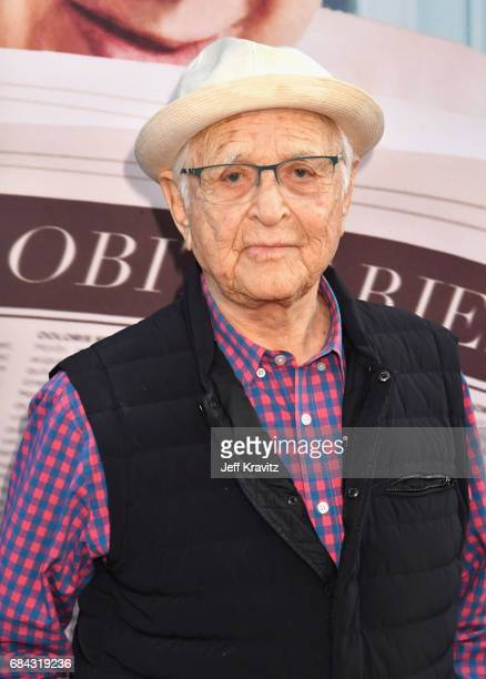 Norman Lear at the LA Premiere of If You're Not In The Obit Eat Breakfast from HBO Documentaries on May 17 2017 in Beverly Hills California