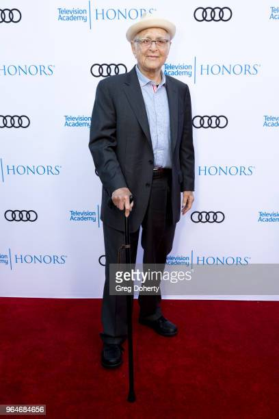 Norman Lear attends the 11th Annual Television Academy Honors at NeueHouse Hollywood on May 31 2018 in Los Angeles California