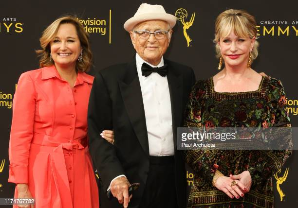 Norman Lear attends the 2019 Creative Arts Emmy Awards on September 14, 2019 in Los Angeles, California.