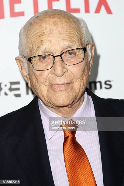 Norman Lear attends the 32nd Annual IDA Documentary Awards at Paramount Studios on December 9 2016 in Hollywood California