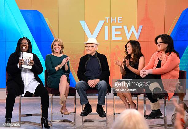 THE VIEW Norman Lear is the guest Friday November 28 2014 on Walt Disney Television via Getty Images's The View The View airs MondayFriday on the...