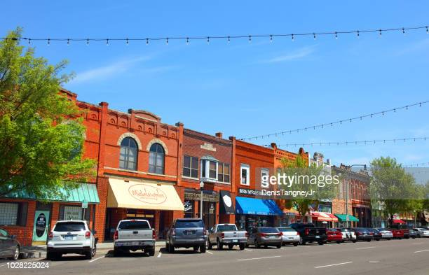 norman, oklahoma - oklahoma stock pictures, royalty-free photos & images