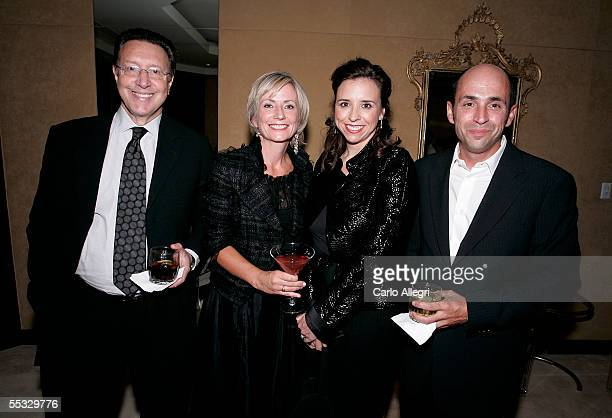 Norman Pearlstine Executive Editor in Chief of Time Inc Joan Brehl Publishing Director of Time Canada Publishing Group, Jane Boone Pearlstine and...