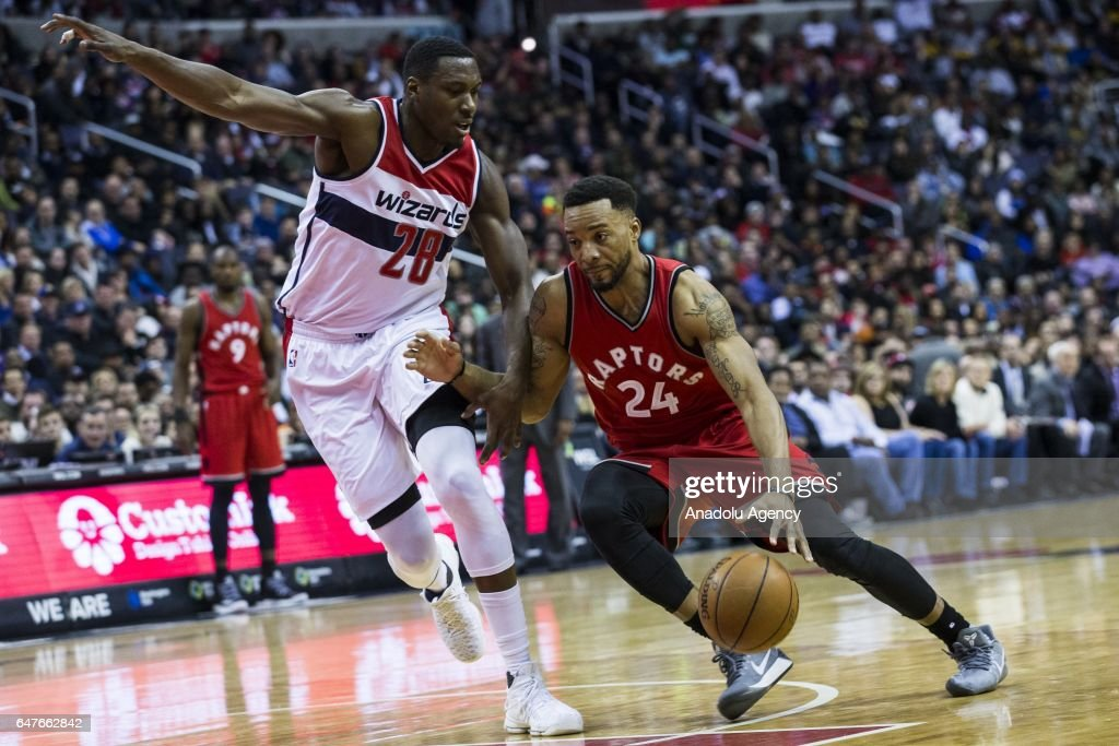 Washington Wizards vs Toronto Raptors: NBA : News Photo