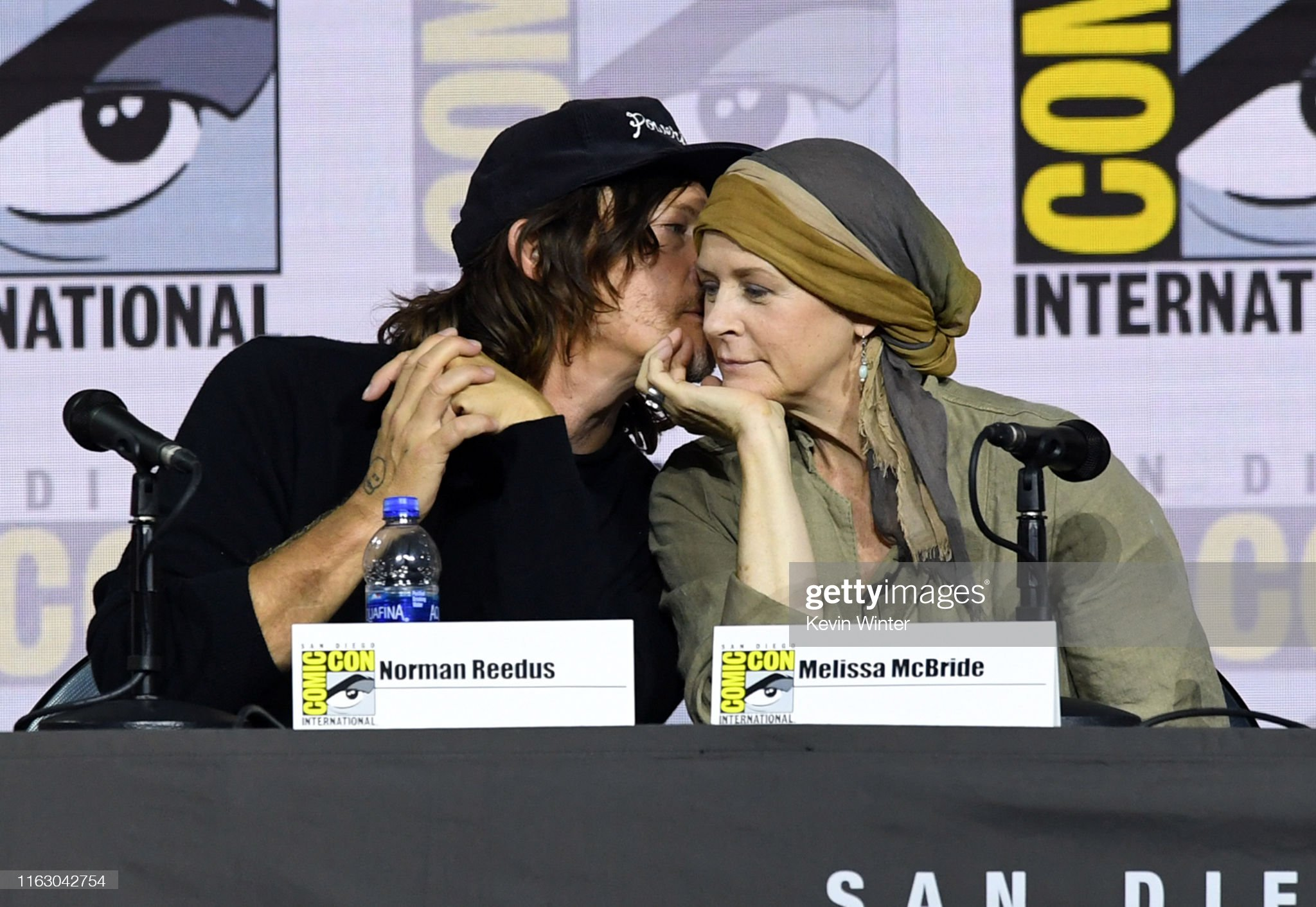 Will Carol and Daryl become a couple?