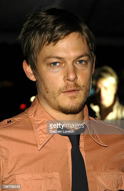 Norman Reedus during Opening Night Feature of The 9th Annual Gen Art Film Festival 'Saved' Red Carpet at Loews Lincoln Square Cinemas in New York...
