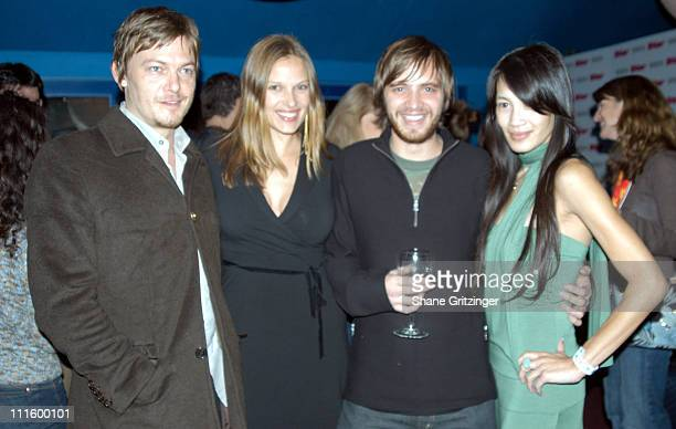 Norman Reedus, Vinessa Shaw, Aaron Stanford and Eugenia Yuan