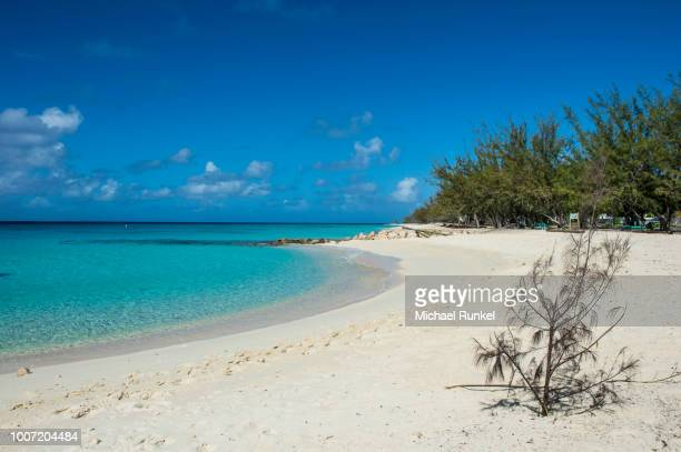 norman saunders beach, grand turk, turks and caicos, caribbean, central america - michael turk stock pictures, royalty-free photos & images