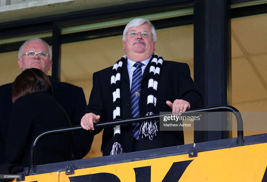 Soccer : Sky Bet Football League One - Port Vale v Shrewsbury Town : News Photo