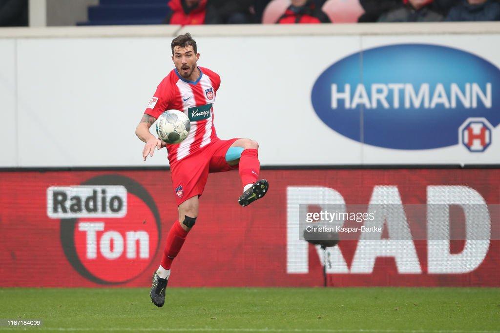 1. FC Heidenheim 1846 v Hannover 96 - Second Bundesliga : News Photo