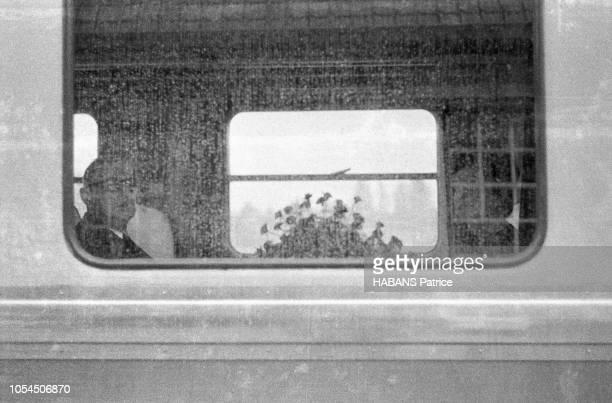 Normandie juillet 1960 Le général Charles DE GAULLE effectue une visite de cinq jours du 6 au 10 juillet dans les départements de la Normandie C'est...
