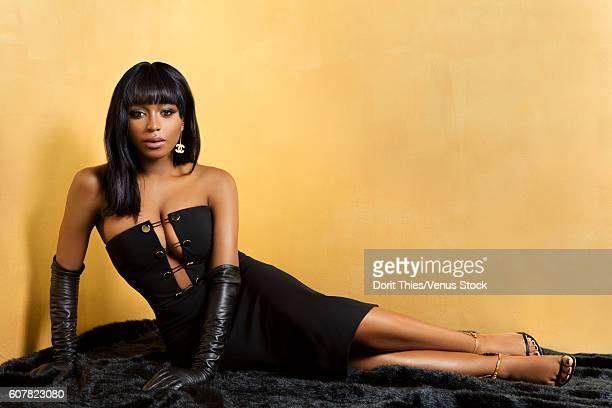 Normani Kordei for Modelist on June 2 2016 in Los Angeles California VENUS STOCK ID VSDT160915008
