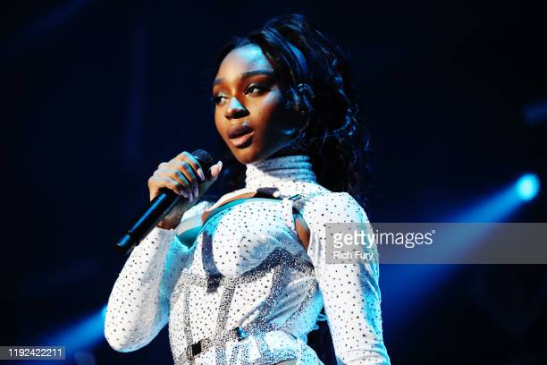 Normani performs onstage during 1027 KIIS FM's Jingle Ball 2019 Presented by Capital One at the Forum on December 6 2019 in Los Angeles California