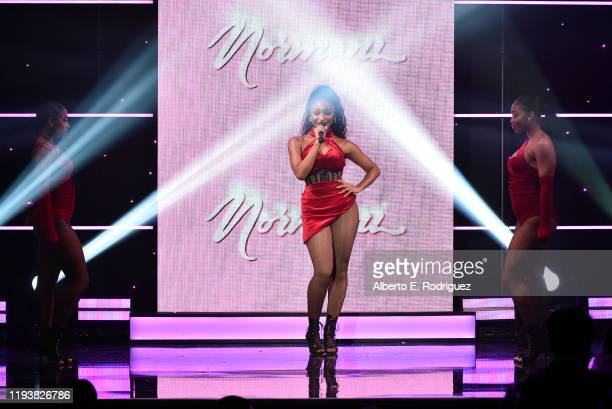 Normani performs onstage during The 9th Annual Streamy Awards on December 13 2019 in Los Angeles California