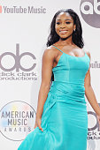 los angeles ca normani poses press