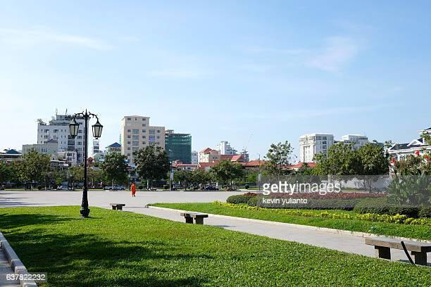 norodom sihanouk memorial park, phnom penh - norodom sihanouk stock pictures, royalty-free photos & images