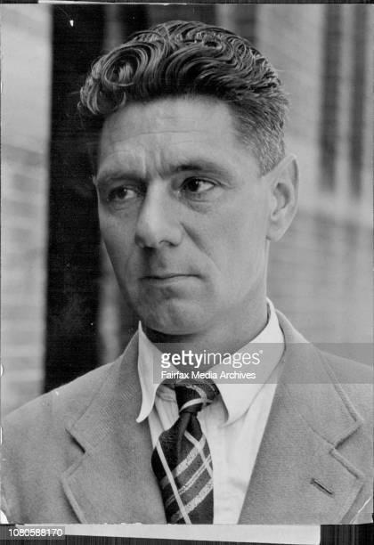 Norris Correios Court Jack Vlies November 07 1946 Photo by Bob Rice/Fairfax Media via Getty Images
