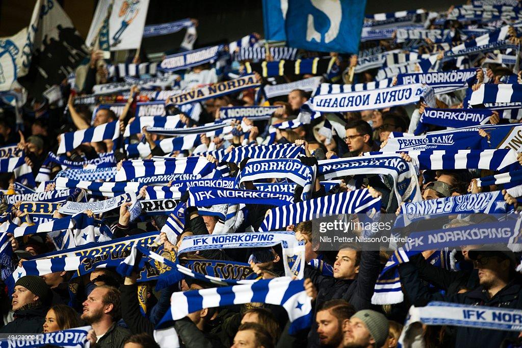 IFK Norrkoping vs Halmstad BK - Allsvenskan : News Photo