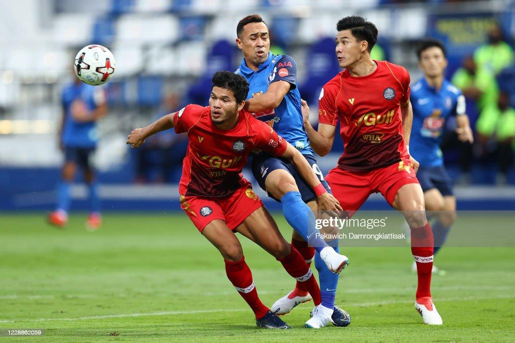 BG Pathum United v Rayong FC - Thai League 1 : News Photo