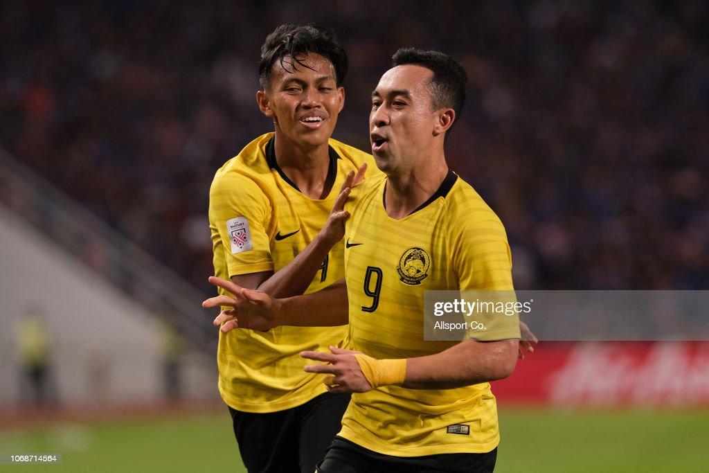 Thailand v Malaysia - AFF Suzuki Cup Semi Final 2nd Leg : News Photo