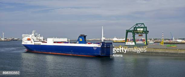Zeebrugge stock fotos und bilder getty images - Where is zeebrugge ferry port ...