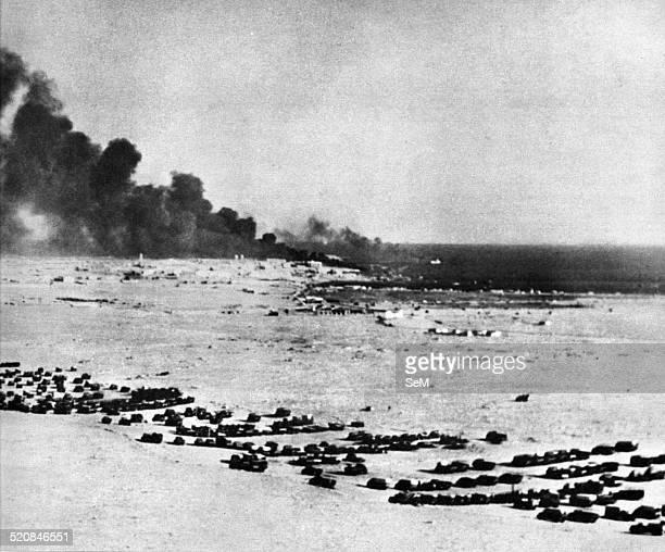 North Africa Second World War 1941Tobruk captured
