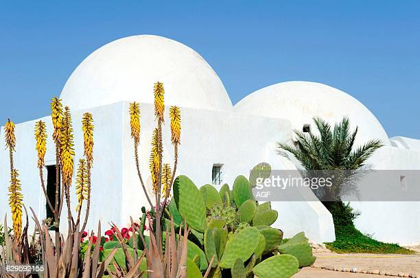 North Africa Tunisia Djerba Island Mosque