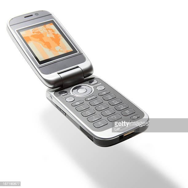 北米携帯電話