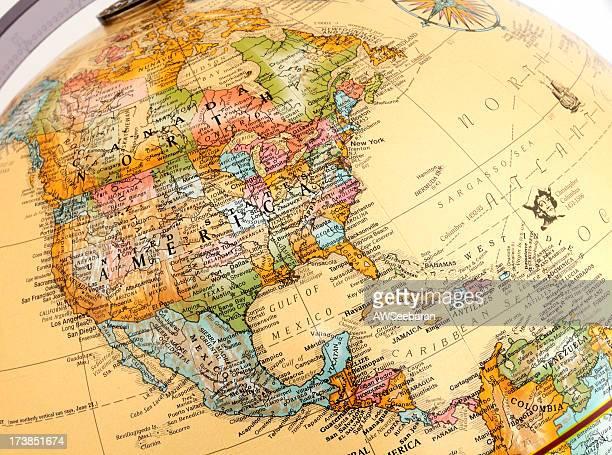 北米の世界