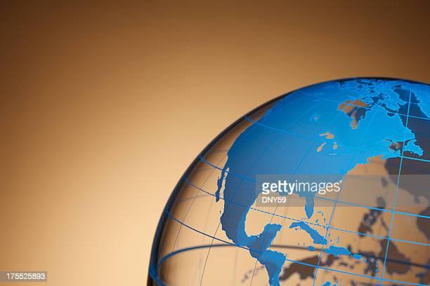 north nordamerika - längengrad stock-fotos und bilder