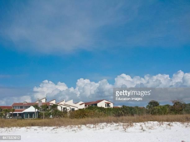 North America, USA, Florida Sarasota, Siesta Key, Crescent Beach.