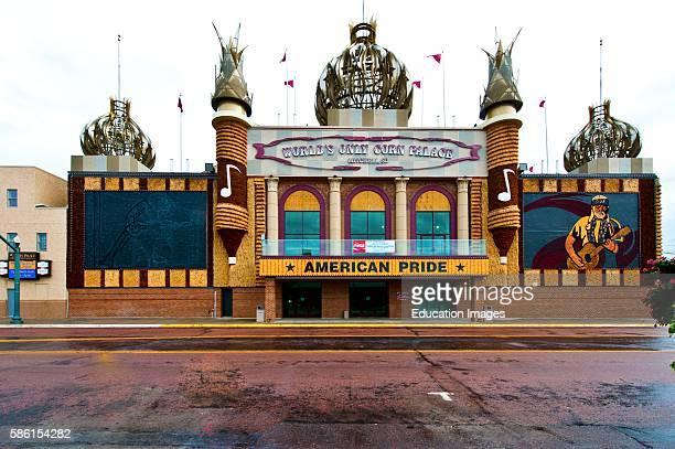 North America USA South Dakota Mitchell the Corn Palace