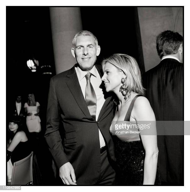 North American Chairman and CEO of Recorded Music for Warner Music Group Lyor Cohen is photographed at the Tribeca Film Festival for Vanity Fair...