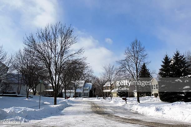 North American Cold Snap