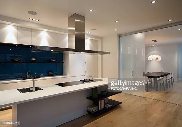 north american condo - penthouse stock pictures, royalty-free photos & images