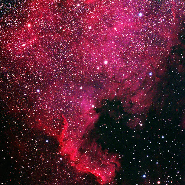 North American Nebula, near Deneb