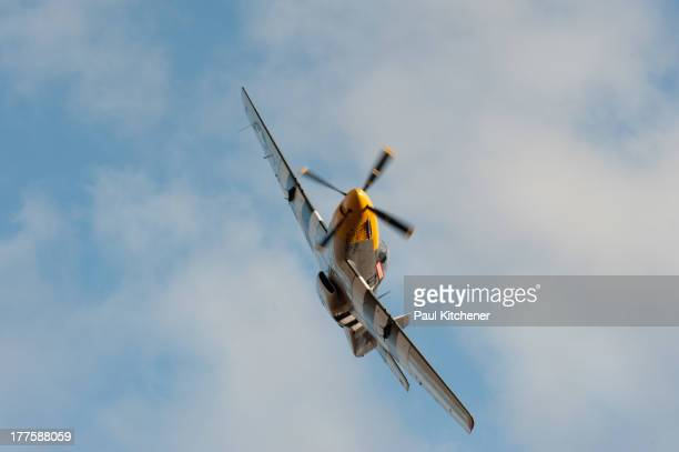 CONTENT] North American P51D Mustang at Duxford's 2009 Autumn Air Show